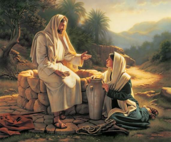 Tuhan Disenangkan Saat Kita Terus Menerima Kasih KaruniaNya